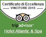 Certificato Eccellenza 2015